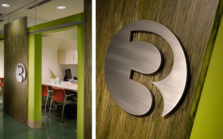interior design, environmental graphics, pediatric ...