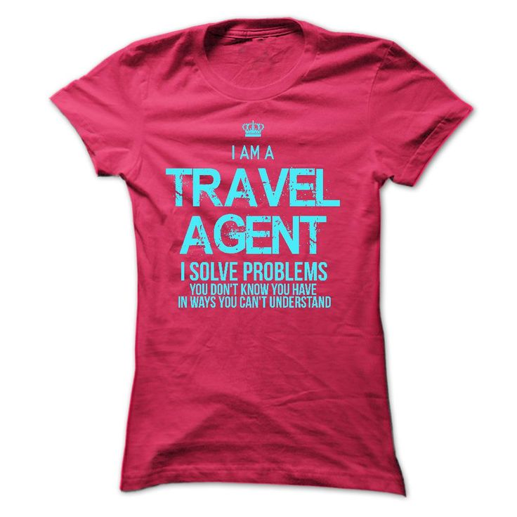 I am a Travel Agent