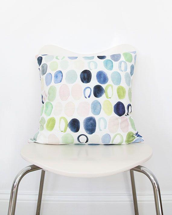 Yao Cheng Design - Throw Pillow
