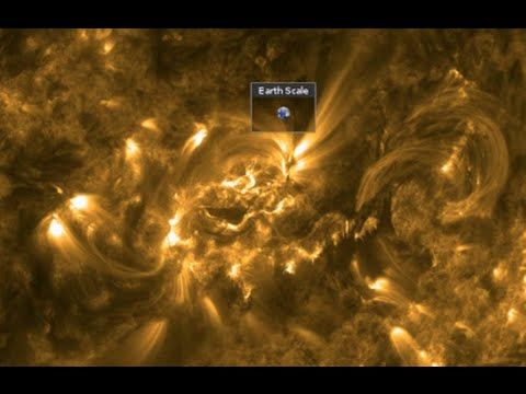 CME and Space Radiation Event   S0 News March 15, 2015: https://youtu.be/gBh9e_MtZ2Q
