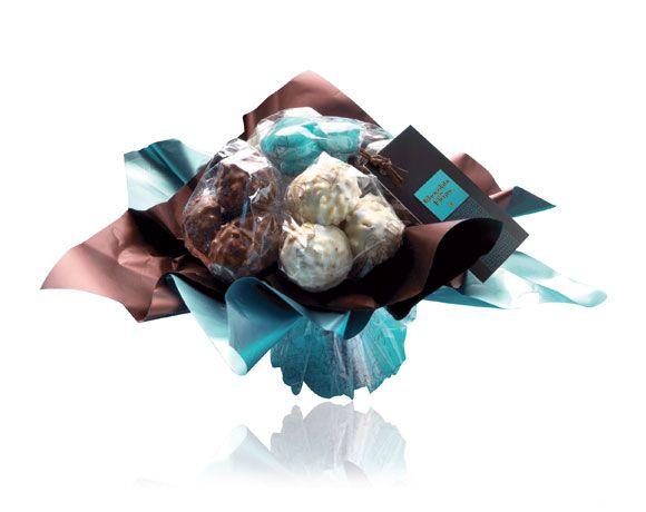 Jeff de Bruges / Accueil / Collections / Collection Classique / grand Bouquet de chocolats
