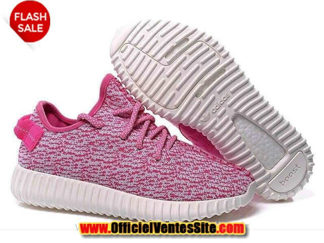 New Adidas Yeezy Boost 350 Chaussures Kanye West Pas Cher Pour Homme Rose/Blanc-1602271236-Chaussures de Basket-ball Pas Cher. boutiquesite2017.fr