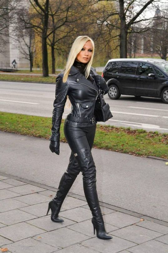 1000+ ideas about Leather Outfits on Pinterest