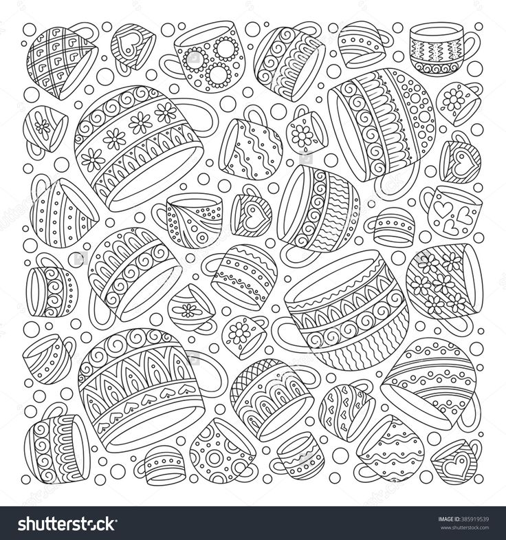 1032 best Coloring Pages *Dover images on Pinterest | Drawings ...