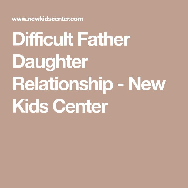 from George father daughter relationships and dating