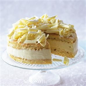 White chocolate truffles torte and chocolate truffles on for White chocolate truffles recipe uk