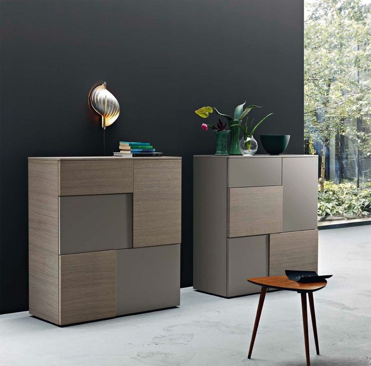 Incontro Sideboard IV by Sangiacomo, Italy. Fronts Th 30/20 Incontro in gloss...