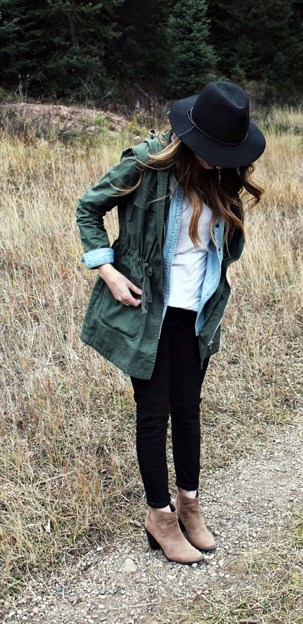 45 Cute Hipster Outfits Worth Trying in 2016