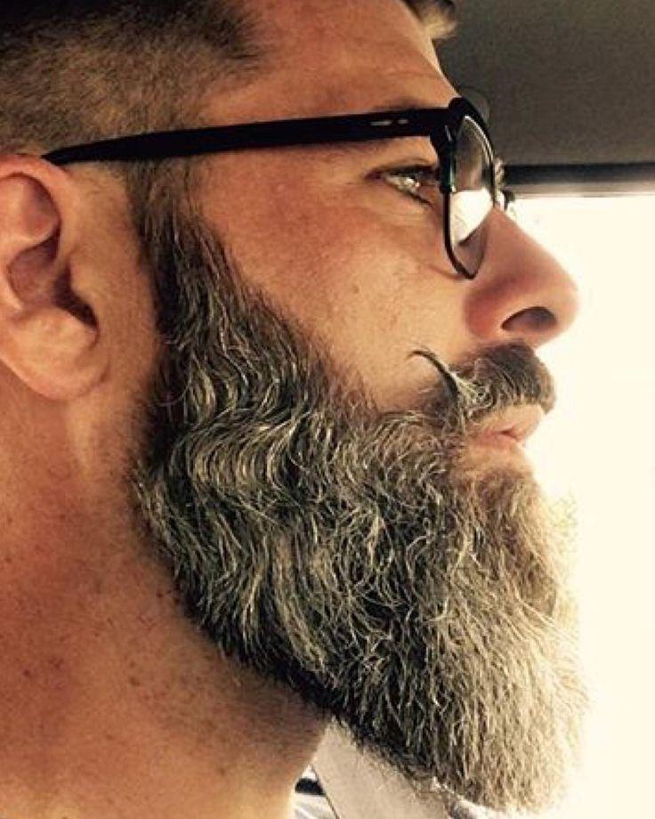 Beard with my hair style… – A. Korzer