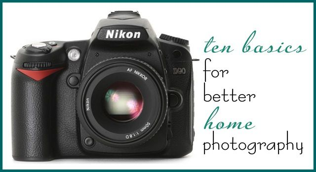ten basics for better home photography - I learned a few things. NO ...: pinterest.com/pin/100979216615731230