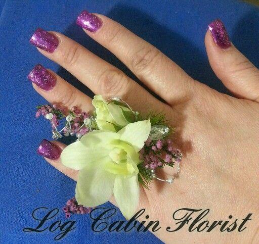 Prom Ideas Floral Ring Log Cabin Florist Designs