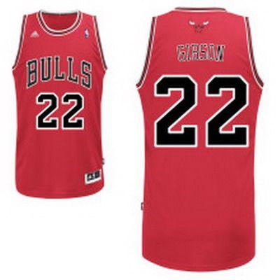 camisetas chicago bulls No.22 revolution 30 roja http://www.camisetascopadomundo2014.com/