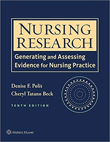 Pdf Download Nursing Research Generating And Assessing Evidence
