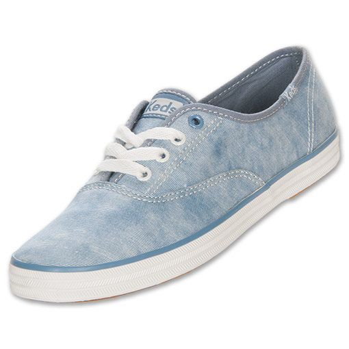 Women's Keds Champion Washed Casual Shoes