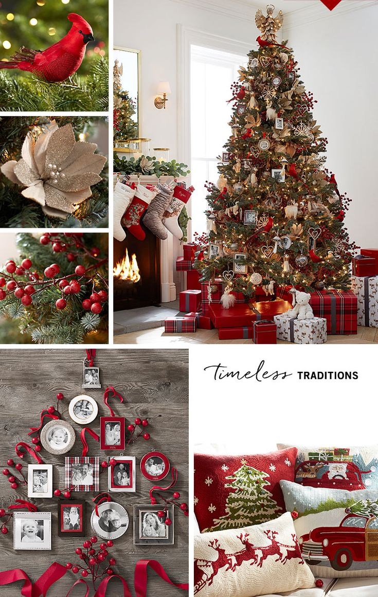 Timeless Traditions Christmas Tree | Pottery Barn