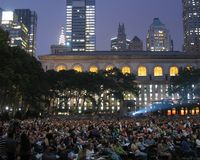 Movies in the park: Outdoor screenings in New York City  (5 spots to watch)