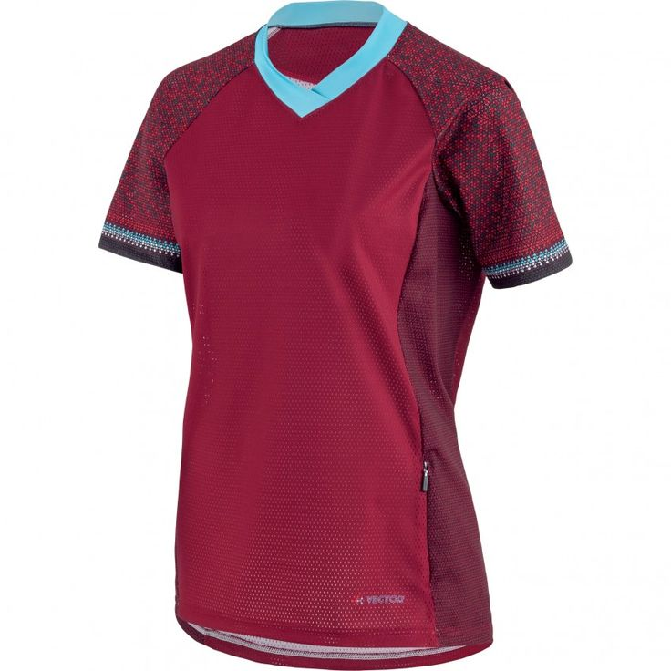 WOMEN'S SWEEP CYCLING JERSEY The Women's Sweep Cycling Jersey offers great comfort and amazing breathability, making it perfect for summer rides on the trails.