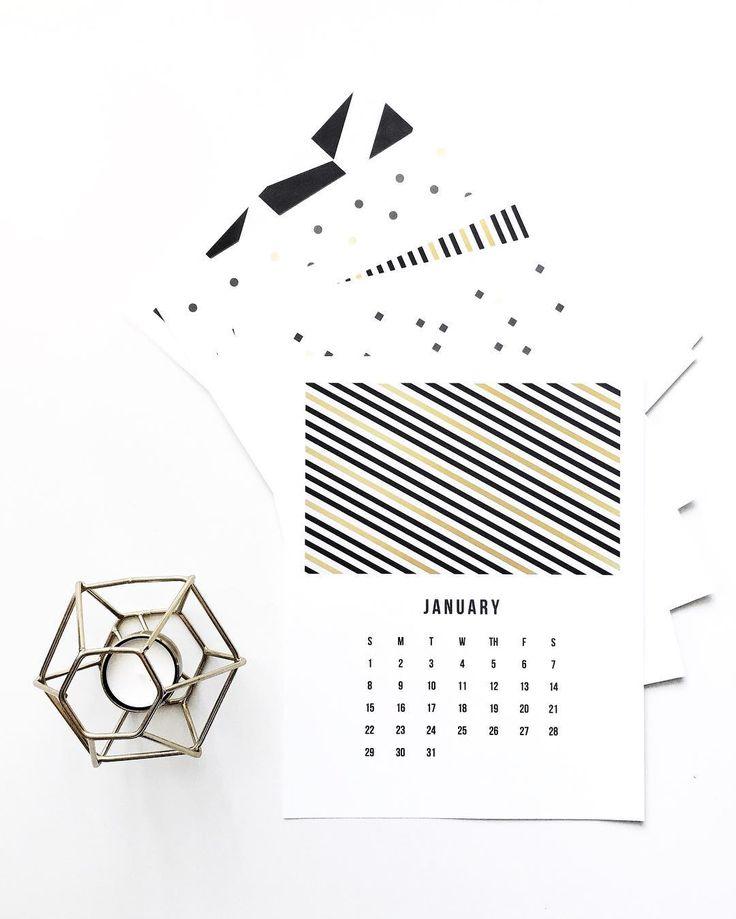 83 best Printable Calendars images on Pinterest Printable
