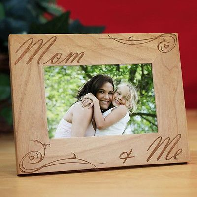 cool Personalized Mother's Day Picture Frame Mom and Me Engraved Photo Frame For Mom - For Sale View more at http://shipperscentral.com/wp/product/personalized-mothers-day-picture-frame-mom-and-me-engraved-photo-frame-for-mom-for-sale/