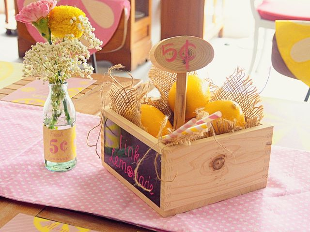 Pink lemonade birthday party ideas birthdays