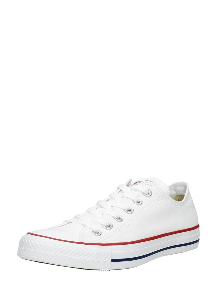 Converse Chuck Taylor All Star laag wit dames