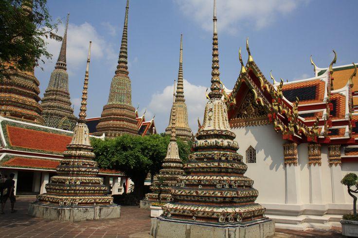 วัดพระเชตุพนวิมลมังคลารามฯ (Wat Pho) em พระนคร, กรุงเทพมหานคร
