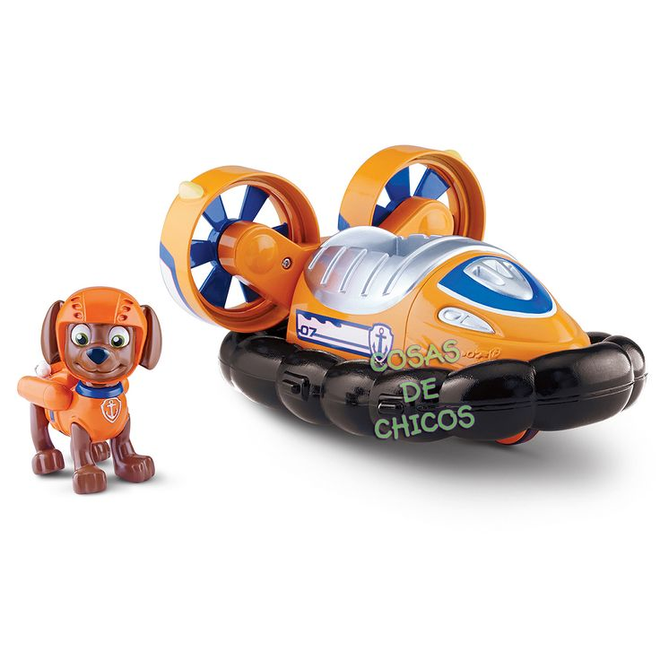 #PawPatrol #Figura con #Vehiculo Grande #Zuma #Figure #PatrullaCanina #NickJr #Nickelodeon #Original #CosasDeChicos #Dogs #Perros #Toys #Kids #Truck