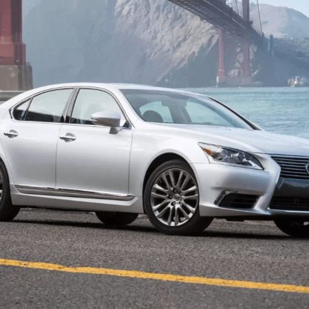 2017 Lexus LS 460 Weu0027d Say Begin With The LSu0027 Included Driver Thriving