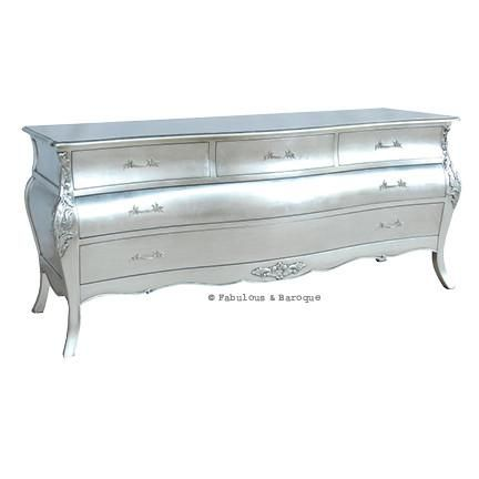 This Fabulous Piece Of French Style Furniture Includes 5 Main Drawers With  A Secret 6th Drawer