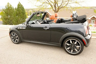2008 Mini Cooper Convertible S Sidewalk  New Lower Asking Price NADA Value $25,200 Priced well below value  $22,000  25K miles  Automatic  Supercharged  Sunroof  Fully Loaded Sidewalk edition