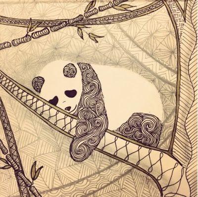 Bamboo Art Pattern