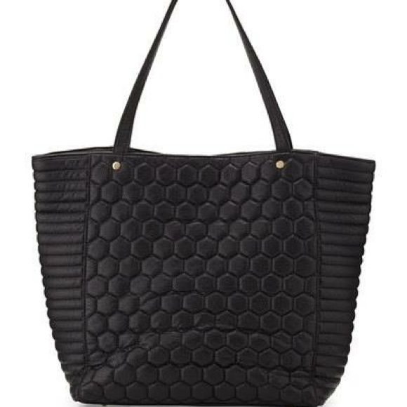 NWT,  Deux Lux honeycomb, extra large Tote bag New in manufactures packaging! Absolutely stunning! Retail almost $200. Very large beautiful  at a fraction of the cost.. This bag is almost sold out! This is my last one... Deux Lux Bags Totes