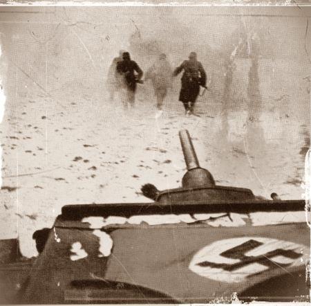 panzer en russie en 1941