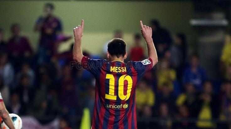 Villarreal 2 - 3 FC Barcelona #FCBarcelona #Game #Match #Liga