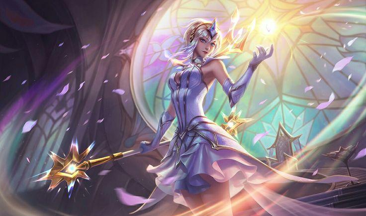 Elementalist Lux- League of legends