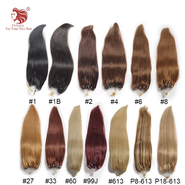 Best 25 micro ring hair extensions ideas on pinterest free shipping 100gpac silk straight micro ring hair extensions grade 6a 100 remy pmusecretfo Gallery