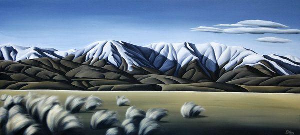 Diana Adams, NZ Artist