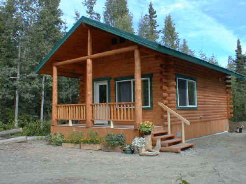 Alaska Log Cabins | Alaska Vacation Rental Log Cabin On The Kenai Peninsula  | Alaska Log Cabins | Pinterest | Log Cabins, Alaska And Cabin