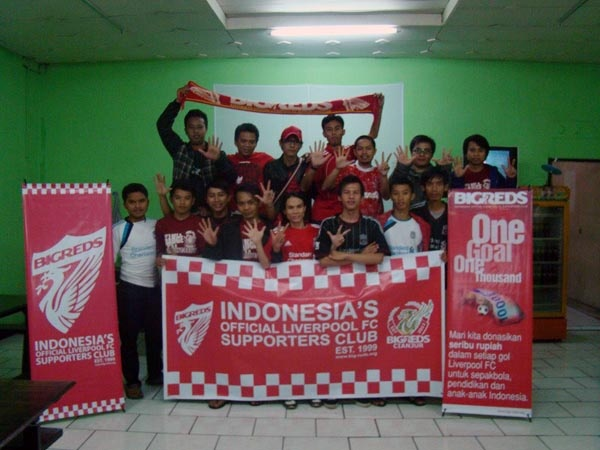 BIGREDS Regional Cianjur | Indonesia's Official Liverpool FC Supporters Club