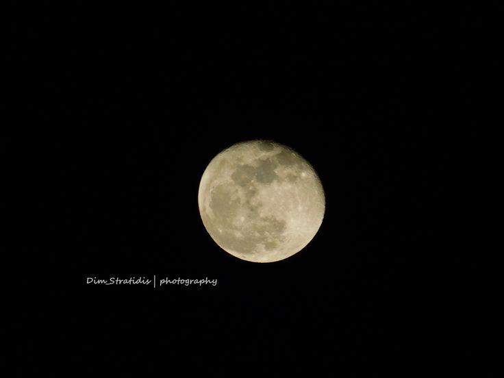 Full moon in alexandroupoli 🌕🌕🌕
