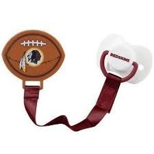 perfect for the baby Redskins fan in your life