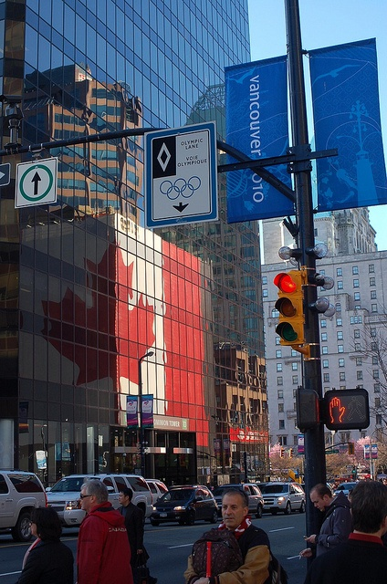 Canada Flag Reflection by mile105, via Flickr