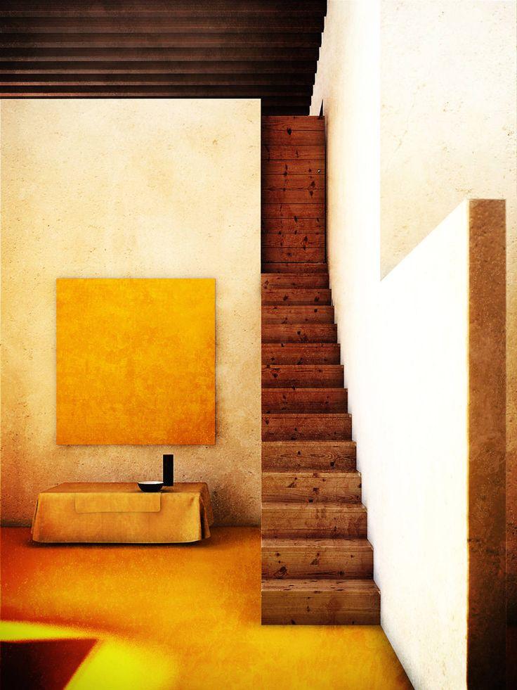 Casa Barragan - Luis Barragan.  Doing color like no one else can.