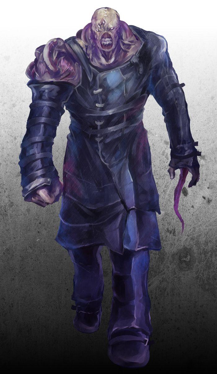 Nemesis (Biohazard)/#999496 - Zerochan