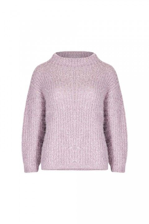 Funnel Knitted Jumper, from @tuclothing at Sainsbury's. Layer this cosy knit over a crisp white shirt for a chic day-to-night look.