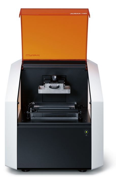 Roland ARM-10 3D Printer uses UV DLP making prints in exceptional detail and speed in high res