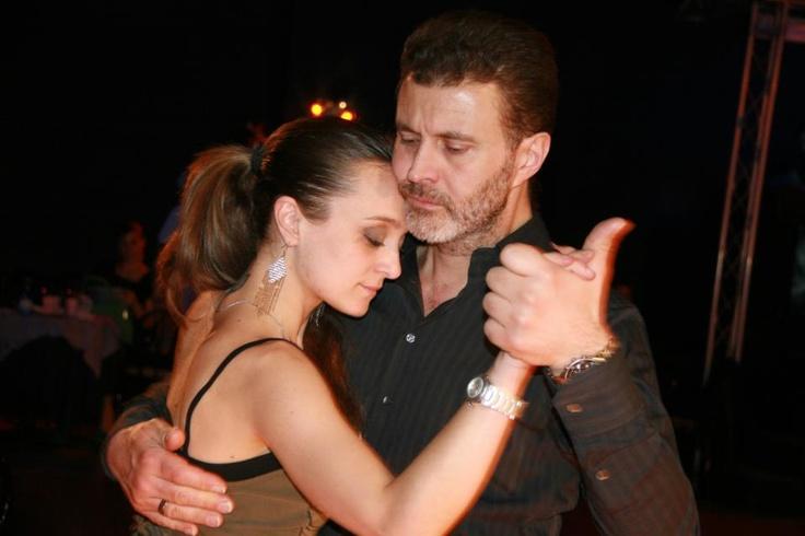 Napoli...il Tango Argentino è qui!