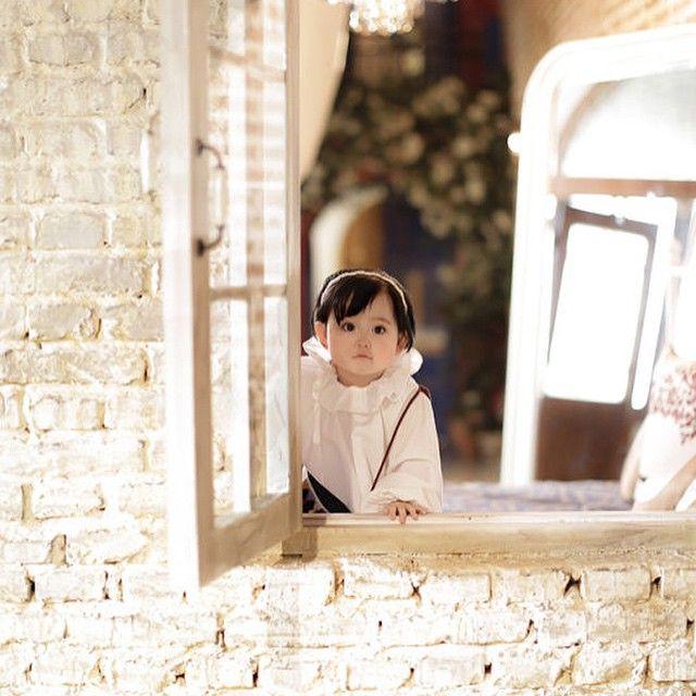 """Korean photographer-Strlla Lee州英  baby photo..Emma.  In/China"""