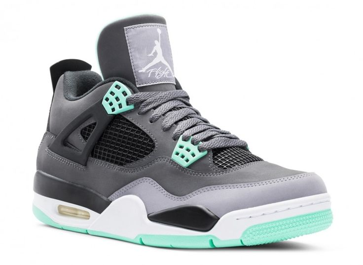 Air Jordan 4 Retro \u201cGreen Glow\u201d my dream sneakers.I only been wanting them  for 2 years.
