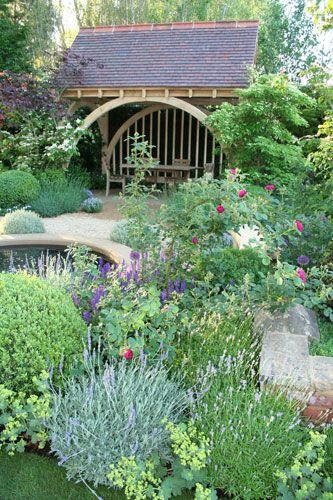 The M&G #Garden RHS Chelsea Flower Show 2010